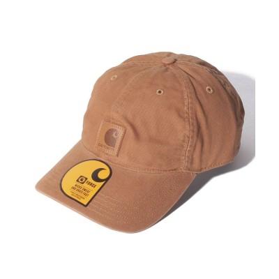 【ウィゴー】 Carhartt ODESSA CAP ユニセックス ブラウン F WEGO