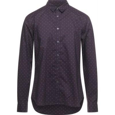 ポールスミス PS PAUL SMITH メンズ シャツ トップス Patterned Shirt Dark purple