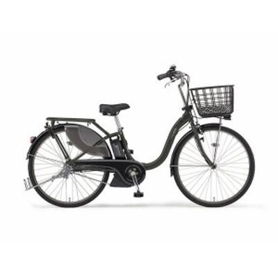 配送も店頭受取も可 電動自転車 ヤマハ 電動アシスト自転車 26インチ 3段変速ギア パス ウィズ スーパー PAS With SP 2020 PA26CGWP0J マ