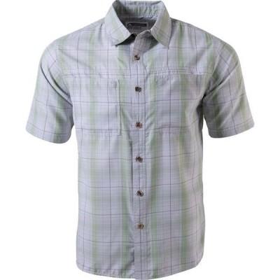 マウンテンカーキス メンズ シャツ トップス Pointe Short-Sleeve Shirt