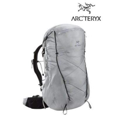 ARCTERYX アークテリクス|Aerios 45 Backpack (Tall) #Pixel [27338][L07548000] エアリオス 45 バックパック メンズ (トール)