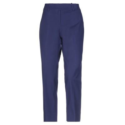ピアッツァ センピオーネ PIAZZA SEMPIONE パンツ ブルー 44 コットン 95% / ポリウレタン 5% パンツ