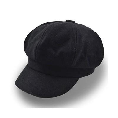 CHROME CRANE(クロム クレイン) レディース フリーサイズ キャスケット 帽子 つば付 カジュアル ベレー帽 CB003 (01