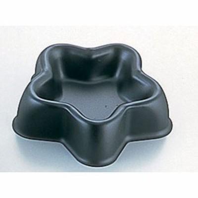 タイガークラウン トップブラックセラコン フルーツケーキ 星型 No.5070 WHL25