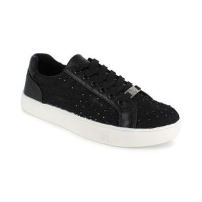 ベベ レディース スニーカー シューズ Women's Chiara Lace Sneaker Black