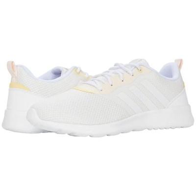 アディダス QT Racer 2.0 レディース スニーカー Footwear White/Footwear White/Chalk White