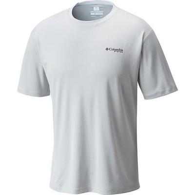 (取寄)コロンビア メンズ パフォーマンス フィッシング ギア ゼロ ルール ショートスリーブ シャツ Columbia Men's PFG Zero Rules SS Shirt Cool Gre 送料無料