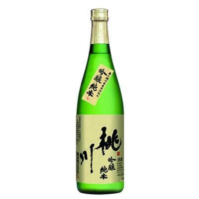 桃川 吟醸純米酒 720ml[T10]
