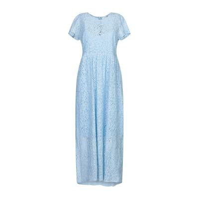 シルビアンヒーチ SILVIAN HEACH ロングワンピース&ドレス スカイブルー XS ポリエステル 100% ロングワンピース&ドレス