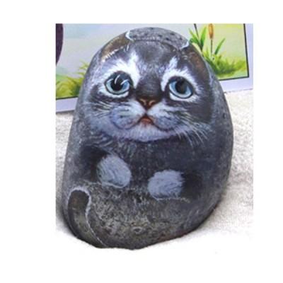 Henry Cats & Friendsアートストーン (パッチ)アメリカンショートヘアー