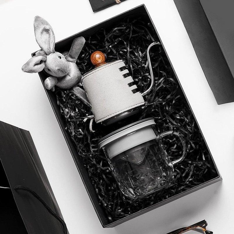 【畢業禮盒】 辦公室 生日禮物 手沖咖啡杯 手沖咖啡壺 磨豆機