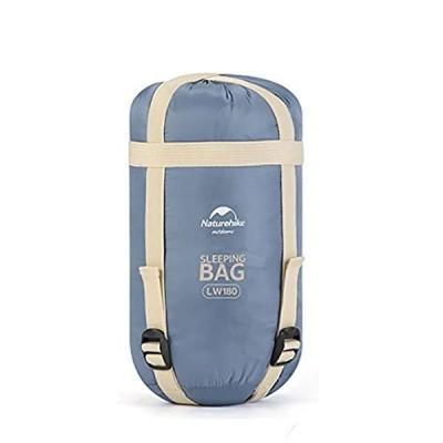 Naturehike 1人用/M/XLサイズ 寝袋 封筒型 軽量 保温 連結可能 防水シュラフ コンパクト アウトドア キャンプ 登山 車中