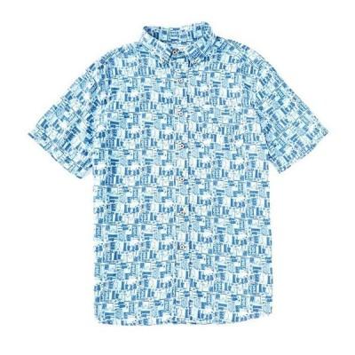 サウザーンタイド メンズ シャツ トップス Happy Hour Short-Sleeve Woven Shirt