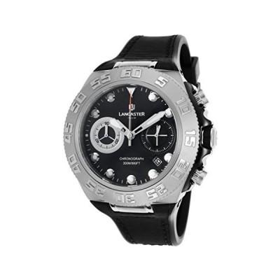 [ランカスタ-]Lancaster Italy 腕時計 OLA1061L-SS-NR-NR メンズ [並行輸入品]並行輸入品