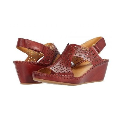 Pikolinos レディース 女性用 シューズ 靴 ヒール Margarita 943-1690 - Sandia