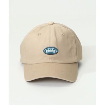 ikka LOUNGE / Dickies ツイルワッペンキャップ WOMEN 帽子 > ハット