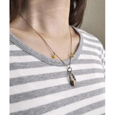 MAZEMAZE / 小さなモチーフが付いたPetitチェーンネックレス WOMEN アクセサリー > ネックレス