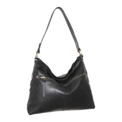 ニノボッシ レディース 財布 アクセサリー Deanne Leather Shoulder Bag Black