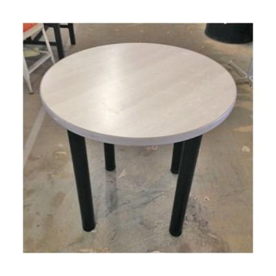 ホワイト丸テーブル  業務用 中古/送料無料 幅750×奥行750×高さ720