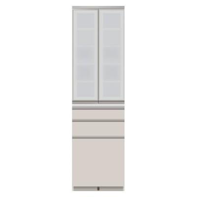 モダンキッチン食器棚 幅60奥行45高さ214cm