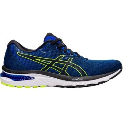 アシックス メンズ ランニング スポーツ ASICS Men's GEL-Cumulus 22 Running Shoes Blue/Black