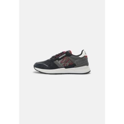 メンズ 靴 シューズ SPARROW - Trainers - grey/navy