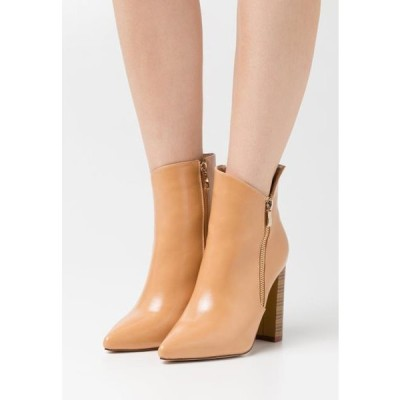 レディース 靴 シューズ KEYLA - High heeled ankle boots - beige