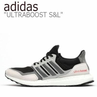 アディダス スニーカー adidas メンズ ULTRABOOST S&L ウルトラブースト S&L BLACK ブラック GREY グレー EF0720 シューズ