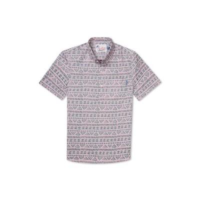 チャビーズ シャツ トップス メンズ The Brody Stretch Poplin Shirt -