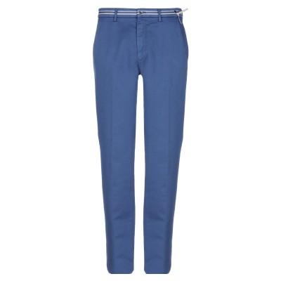 メイソンズ MASON'S パンツ ブルー 52 コットン 96% / ポリウレタン 4% パンツ