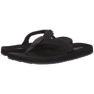 フロジョス Flojos レディース ビーチサンダル シューズ・靴 Sydney Black