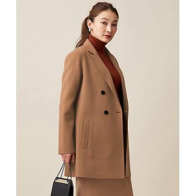 <ICB(Women)/アイシービー>【マガジン掲載】WoolRever ジャケットコート(番号CJ22)(JKCYBW0431) オウドイロ【三越伊勢丹/公式】