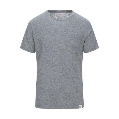 ロイ ロジャース ROŸ ROGER'S T シャツ グレー L コットン 100% T シャツ