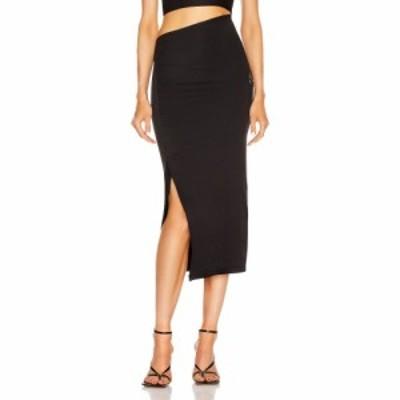 アリクス ALIX NYC レディース スカート russell skirt Black