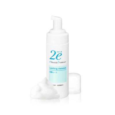 [資生堂]2e ドゥーエ 洗顔ムース 120mL (2e ドゥーエ 敏感肌 乾燥肌 低刺激)