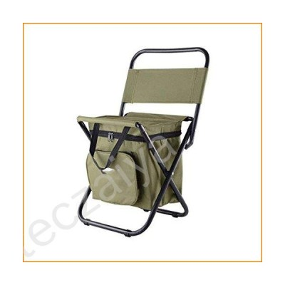 LKNJLL Camping Chair, Ultralight Portable Compact Folding Beach Chairs with Carry Bag for Outdoor Camping,Backpacking, Hiking【並行輸入品】
