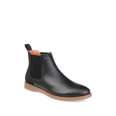 バンス メンズ ブーツ&レインブーツ シューズ Porter Chelsea Boot BLACK