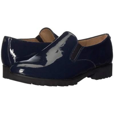 ナチュラライザー Naturalizer レディース ローファー・オックスフォード シューズ・靴 Geraldine Inky Navy Patent Leather