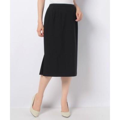 【ジョルネア】【特別提供品】サイドタック入りスカート