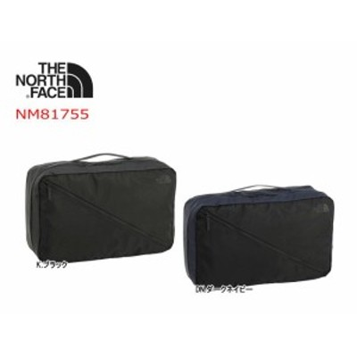 ノースフェイス NM81755 グラムトラベルボックスM メール便選択で送料無料