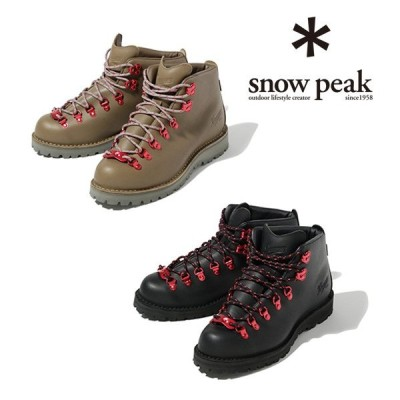 snow peak×DANNER(スノーピーク×ダナー)DANNER TRAIL FIELD  ダナートレイルフィールド