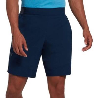 アンダーアーマー メンズ ハーフパンツ・ショーツ ボトムス Under Armour Men's Vanish Woven Shorts (Regular and Big & Tall) Academy/