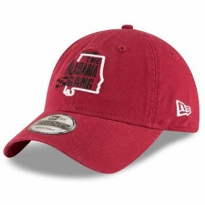 New Era ニュー エラ スポーツ用品  New Era Talladega Superspeedway Womens Cardinal Bama Gang Vintage 9TWENTY Adjustable Hat