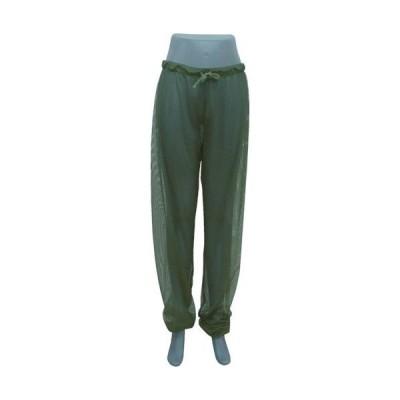 TRUSCO(トラスコ) 着る虫よけ パンツ フリーサイズ サファリグリーン MPT-KH