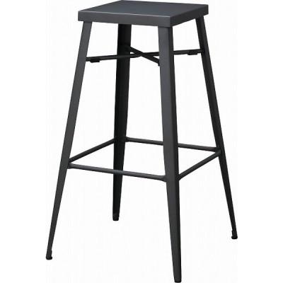 椅子 いす スタッキングチェア 積み重ね可 カウンタ ハイスツール 椅子 いす 東谷 GRP-335 在宅ワーク 在宅勤務 模様替え 男前 インダストリアル