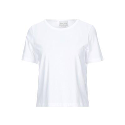 フォルテ フォルテ FORTE_FORTE T シャツ ホワイト 0 コットン 100% T シャツ
