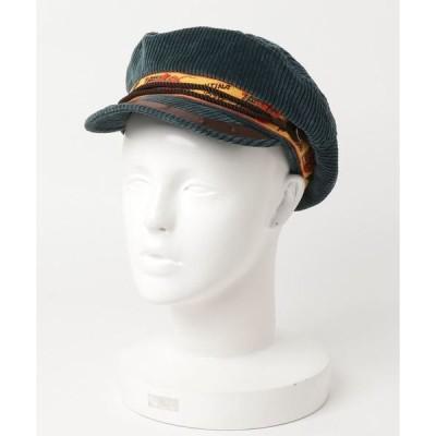 帽子 キャップ YOUNG & OLSEN FISHERMAN CAP