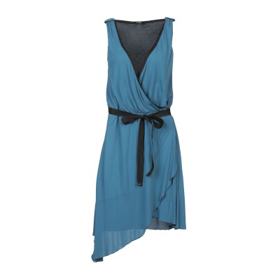 シーエヌシー コスチューム ナショナル C'N'C' COSTUME NATIONAL ミニワンピース&ドレス パステルブルー 44 レーヨン 10