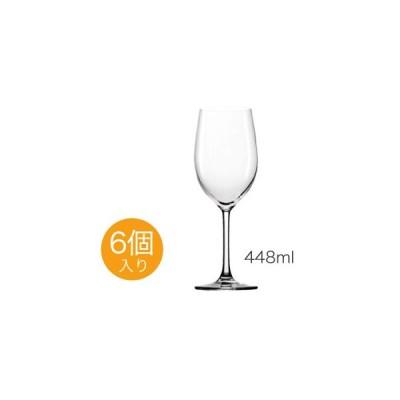 Stolzle Lausitz CLASSIC LONG-LIFE  レッドワイン 6個入 448ml