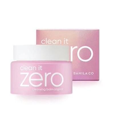 Banila co Clean It Zero Cleansing Balm Original バニラコ クリーン イット ゼロ クレンジングバーム オリジナル 100ml